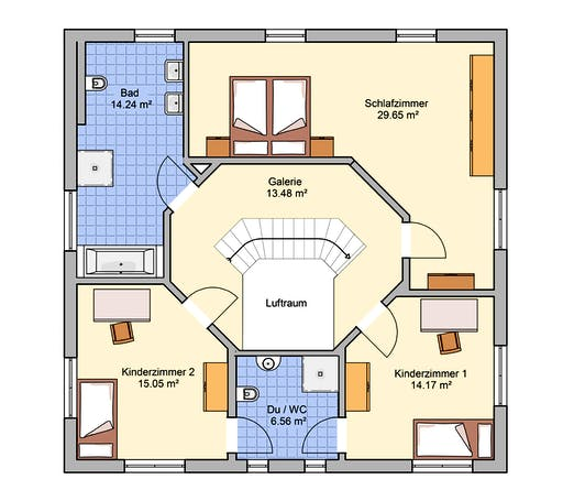 Fingerhut - Klara Floorplan 2