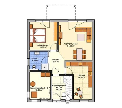 Fingerhut - Komforta Floorplan 1