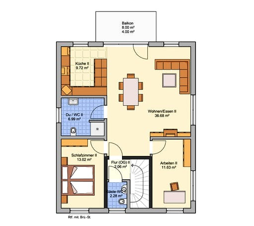 Fingerhut - Komforta Floorplan 2