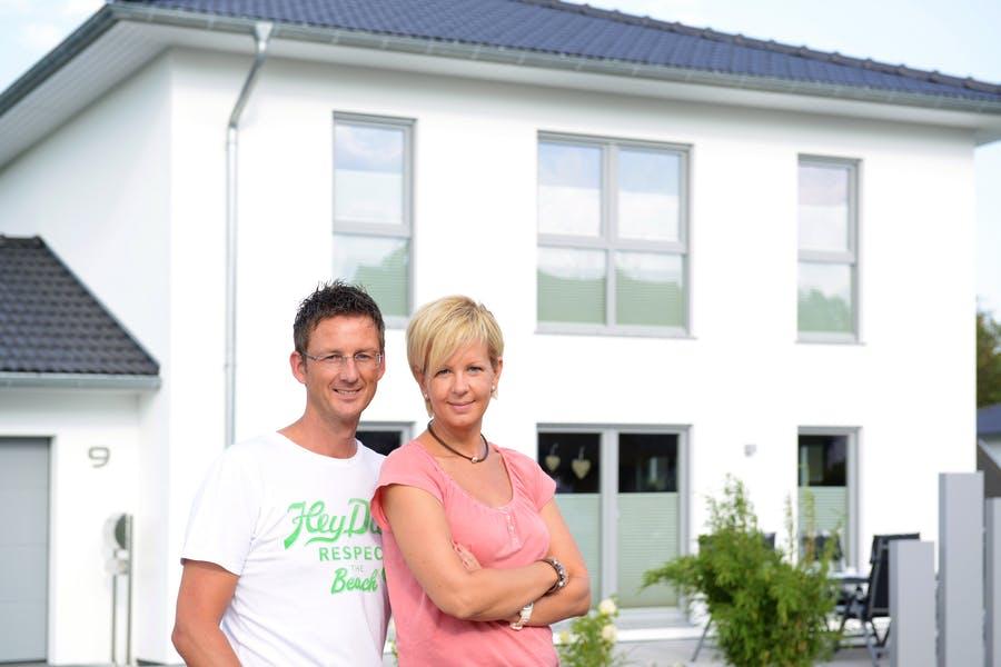 Familie Schneider / Höfer: Haus Medio - Perfekt für kleine Grundstücke