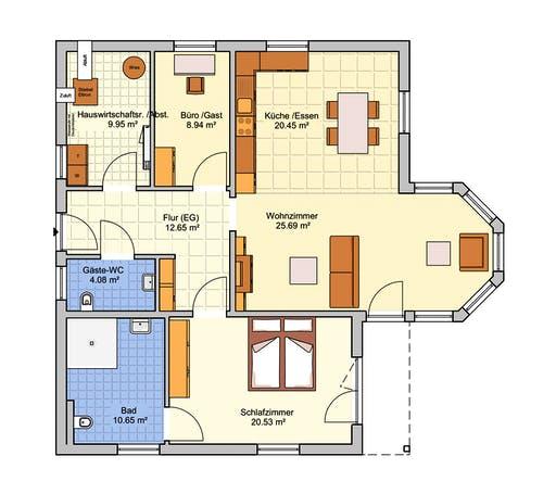 Fingerhut - Libereco Floorplan 1