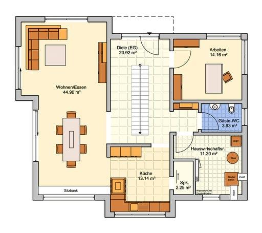 Fingerhut - MH Bad Vilbel 1 Floorplan 1