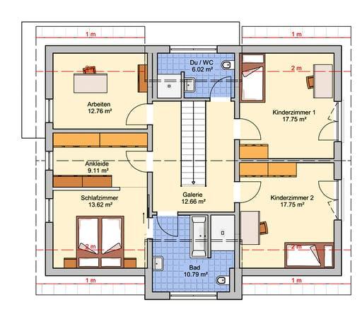 Fingerhut - MH Bad Vilbel 1 Floorplan 2