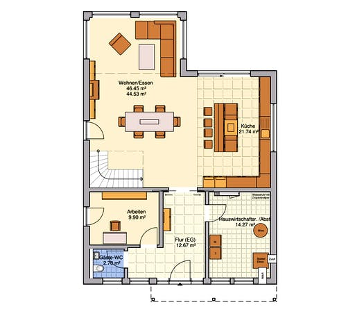 Fingerhut - Plata Floorplan 1