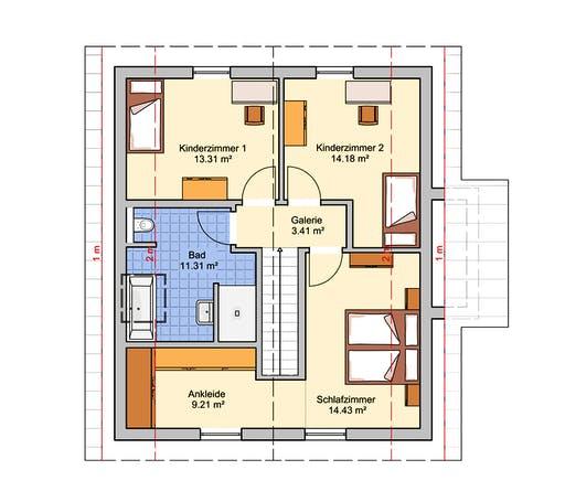 Fingerhut - Seka Floorplan 2
