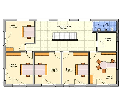 Fingerhut - Tasko Floorplan 2