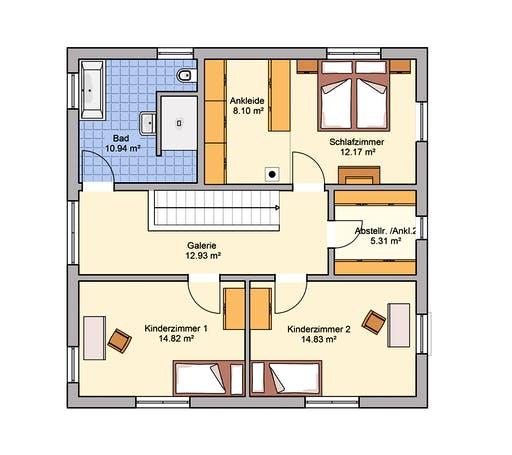 Fingerhut - Tero Floorplan 2