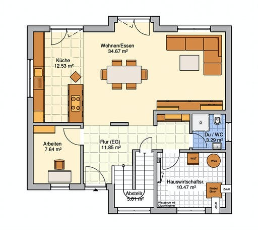 Fingerhut - Vinaro Floorplan 1