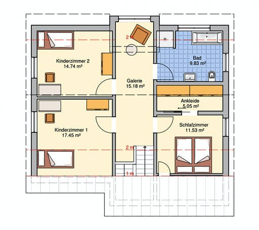 Fingerhut - Vinaro Floorplan 2