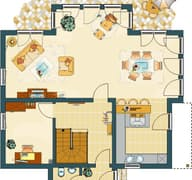 FINO 320 B (Musterhaus Poing) floor_plans 1