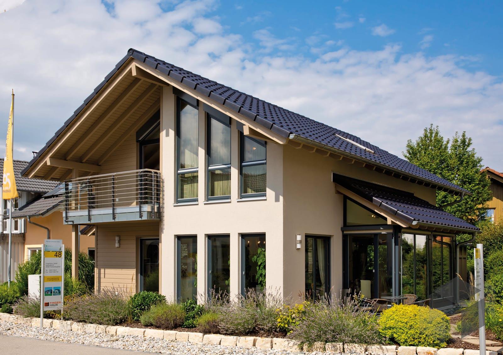 fino 320 b musterhaus m nchen poing von fingerhaus komplette daten bersicht. Black Bedroom Furniture Sets. Home Design Ideas