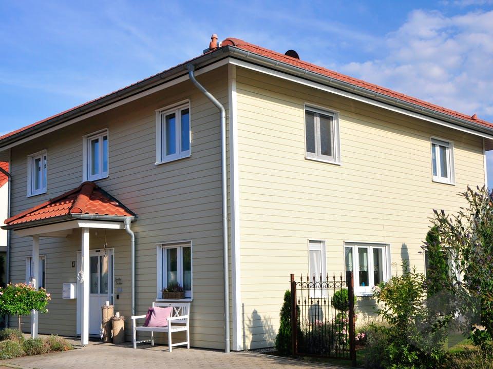 Sonderborg von Fjorborg Außenansicht