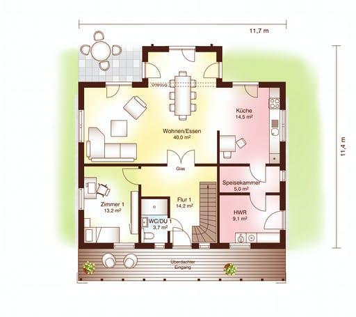 Fjorborg Stockholm Floorplan 1