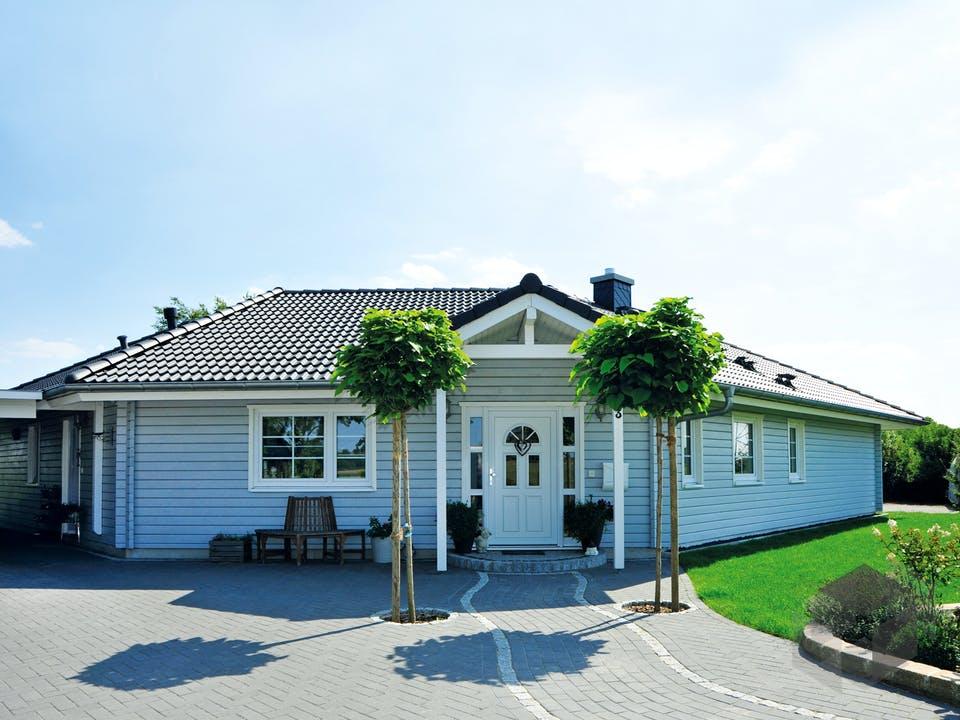 Aarhus von Fjorborg Außenansicht