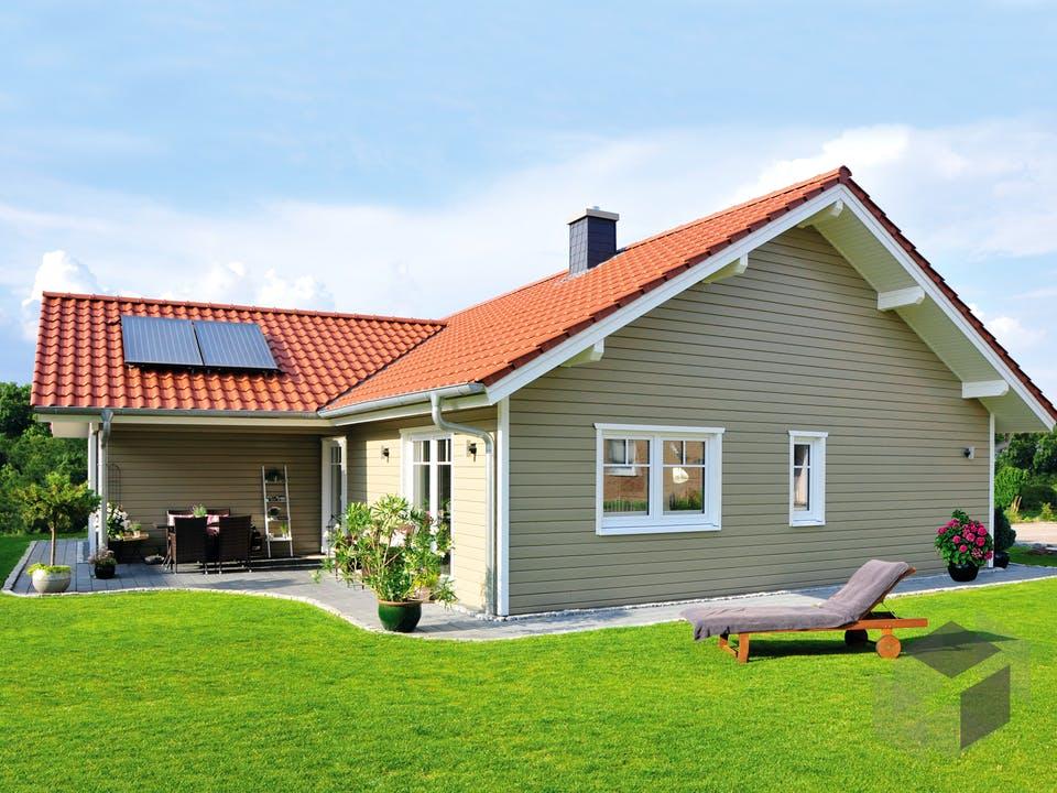 Lundeborg von Fjorborg Außenansicht