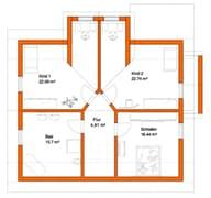 FK 11 (Kundenhaus) Grundriss