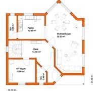 FK 12 (Kundenhaus) Grundriss