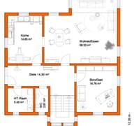 FK 14 (Kundenhaus) Grundriss