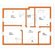 FK 15 (Kundenhaus) Grundriss