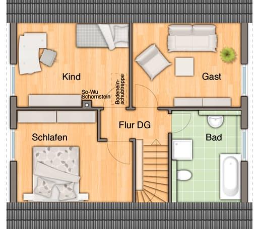 Flair 110 - Trend floor_plans 0