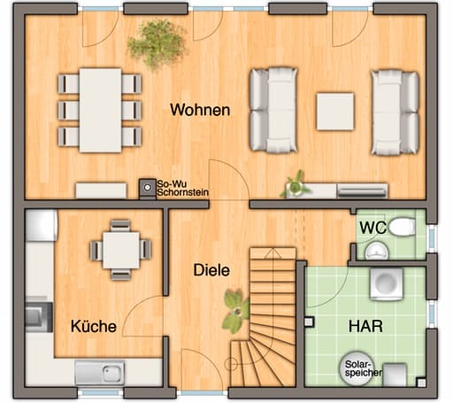 Flair 113 - Trend floor_plans 1