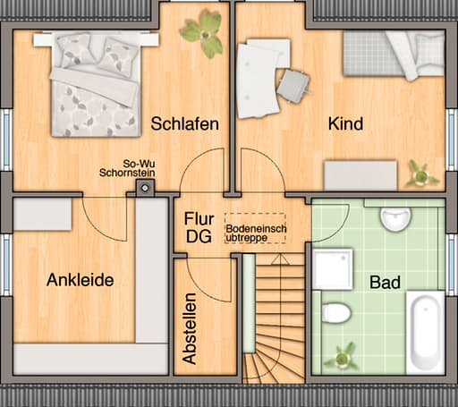 Flair 113 - Trend floor_plans 2