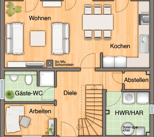 Flair 113 - Trend floor_plans 3