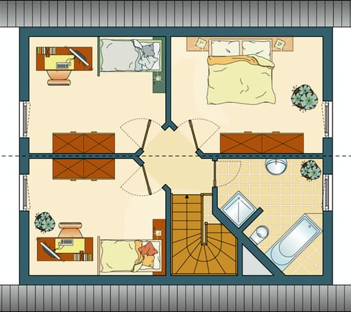 FLAIR 120 (BV Meyer) floor_plans 0
