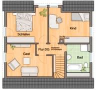 Flair 125 - Trend Grundriss