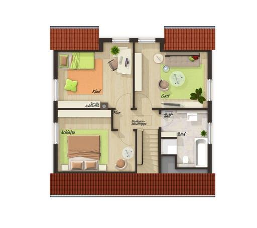 Flair 113 Trend Floorplan 2