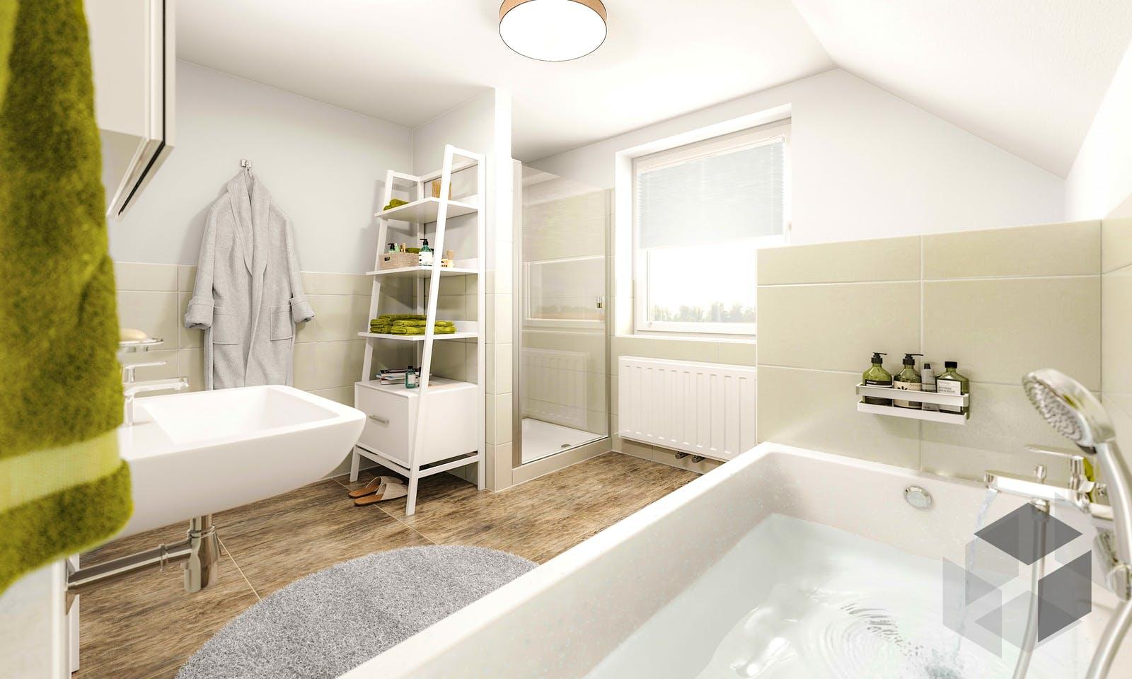 flair 125 von town country haus. Black Bedroom Furniture Sets. Home Design Ideas