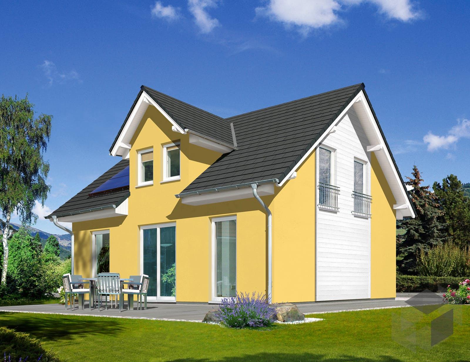 flair 134 trend von town country haus komplette daten bersicht. Black Bedroom Furniture Sets. Home Design Ideas