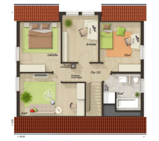 Flair 134 Trend Floorplan 2