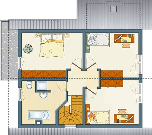 FLAIRplus (Musterhaus Marburg) floor_plans 0