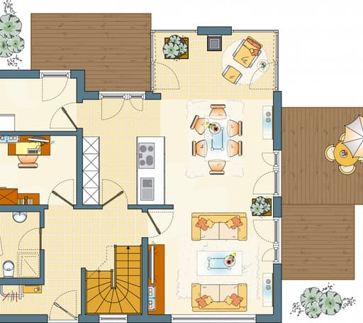 FLAIRplus (Musterhaus Marburg) floor_plans 1