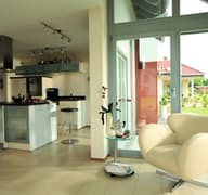 FLAIRplus - Musterhaus Marburg (frei geplant) Innenaufnahmen