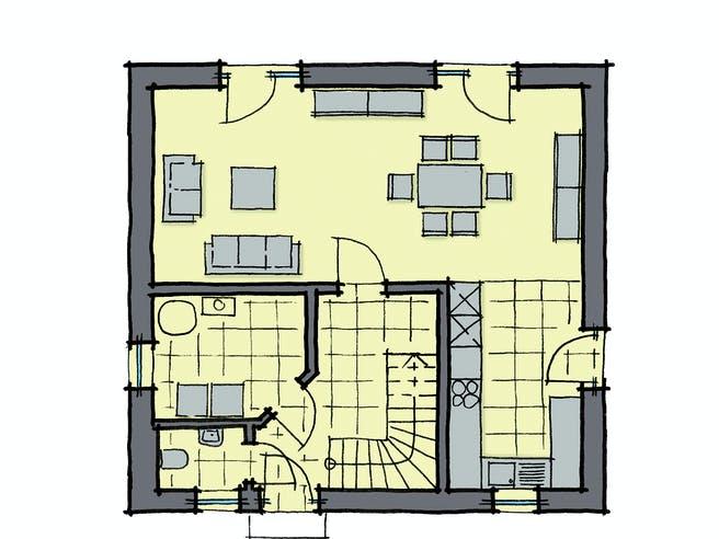 Gussek Haus - Fliedernallee EG