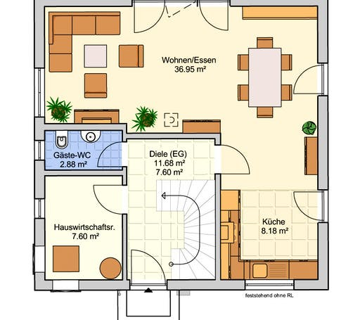 Florenz Floorplan 1