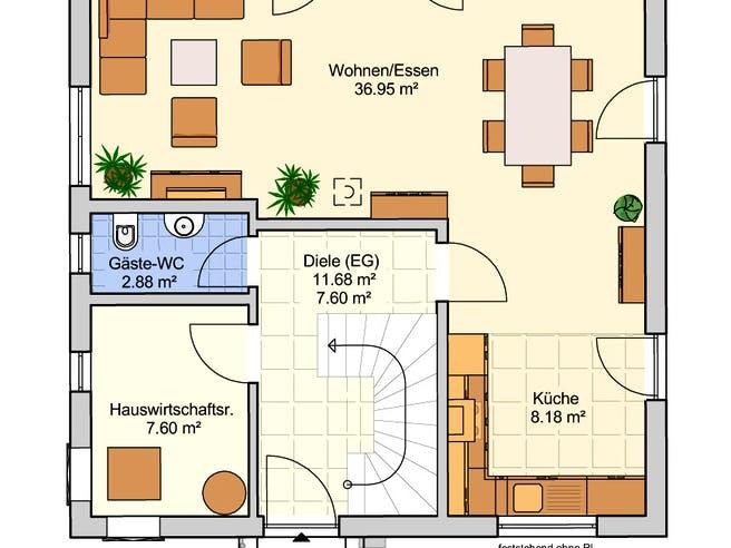 Florenz Floorplan 1