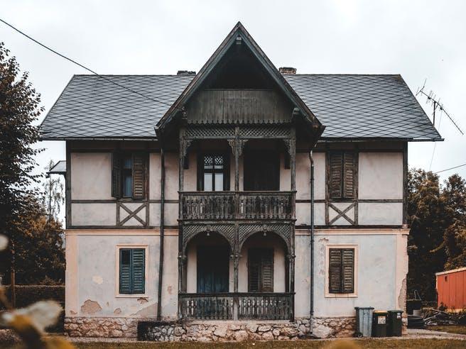 gebaruchtes Haus