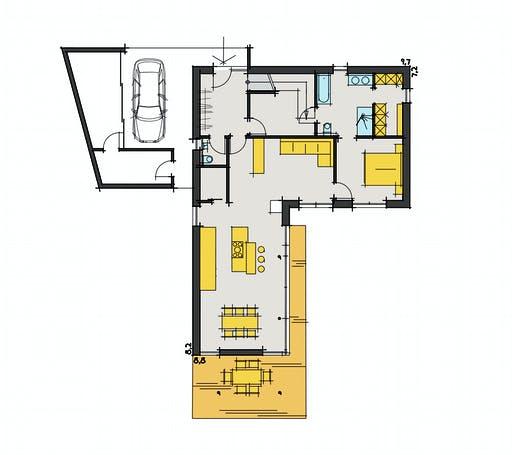Fluck - F150 Floorplan 1