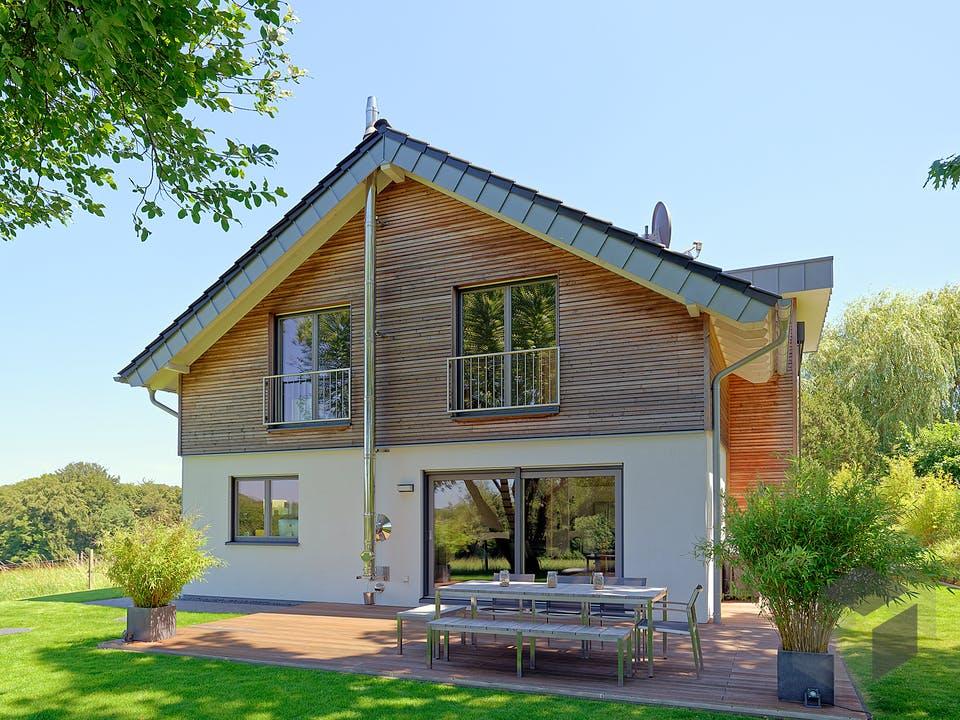 F160 - Faber von Fluck Holzbau Außenansicht