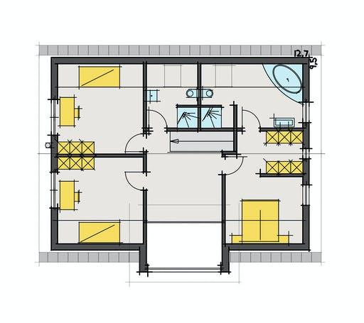 Fluck - F160 Floorplan 2