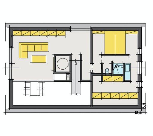 Fluck - F174 Floorplan 2