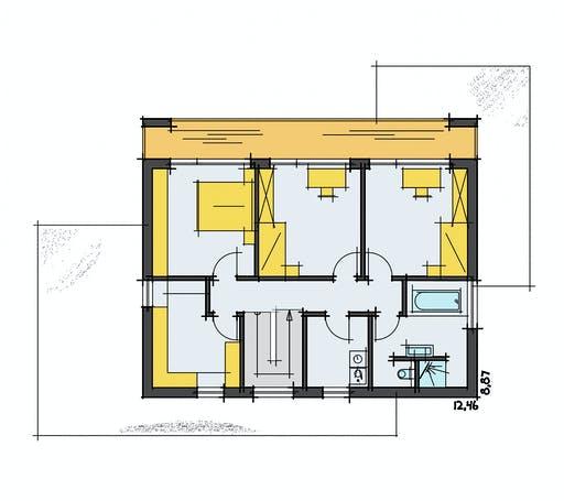 Fluck - F201 Floorplan 2