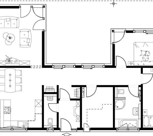 fn 110 170 a kfw effizienzhaus 55 von okal haus komplette daten bersicht. Black Bedroom Furniture Sets. Home Design Ideas