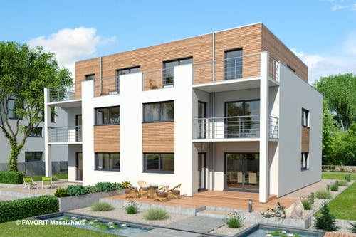 Mehrfamilienhaus FORMAT 5-480 exterior 0
