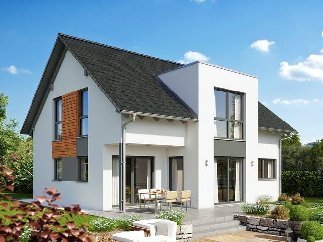 Fortuna von Büdenbender Hausbau Außenansicht 1