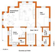 FR 80 (Kundenhaus) Grundriss