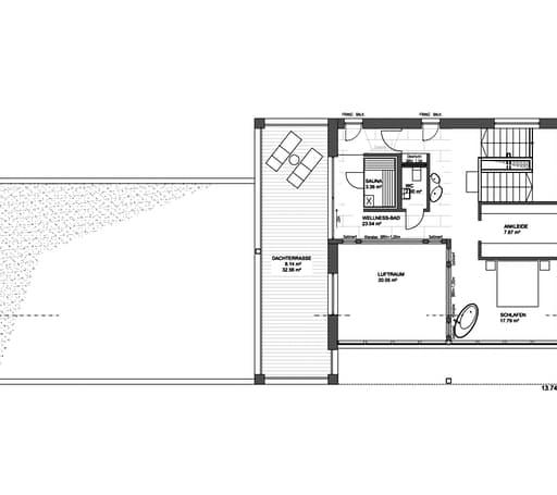 Frame Musterhaus Köln Floorplan 2